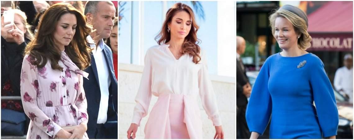 Vestidos de fiesta de la realeza. ¡Encuentra inspiración con estos estilos!