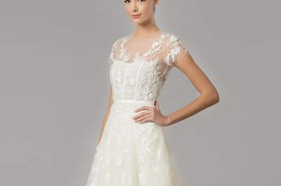 Свадебные платья Carolina Herrera: Новая Коллекция 2016
