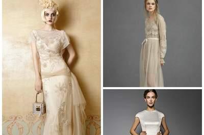 Ein Jahrhundert voller Brautkleider - Welche ist Ihre liebste Epoche?