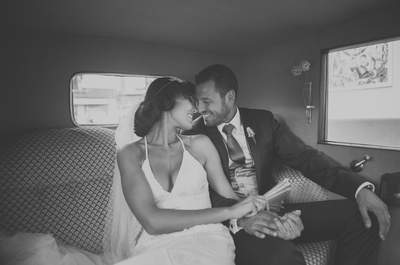 ¡Vota por el momento más romántico de las bodas!