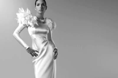 Vestidos de noiva Isabel Zapardiez