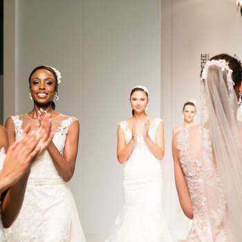Brautmode bei der London Bridal Show 2017 – Brautkleider, die verzaubern