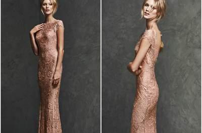 Os mais belos vestidos de festa Pronovias 2016: modelos de tirar o fôlego!