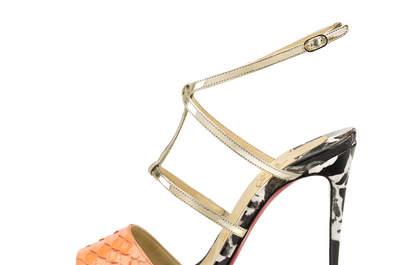 Scarpe da sposa Christian Louboutin 2016: un tocco frizzante al tuo look nuziale