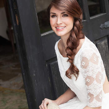 Peinados de novia con trenzas 2017: Los estilos más encantadores ¡sólo aquí!