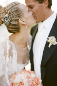 High Buns and Up Dos for Brides