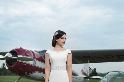Vestidos de novia de Justin Alexander 2014