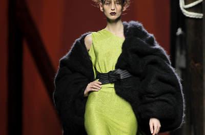 Mercedes Benz Fashion Week Otoño-Invierno 2017-2018: ¡Auténticas maravillas!
