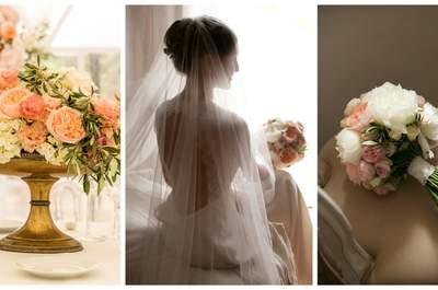 L'agence de wedding planning Les Mariages de Colleen ? Des idées, de la créativité et de l'efficacité !