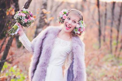 Tous nos conseils pour être une mariée moderne et unique en 2016!