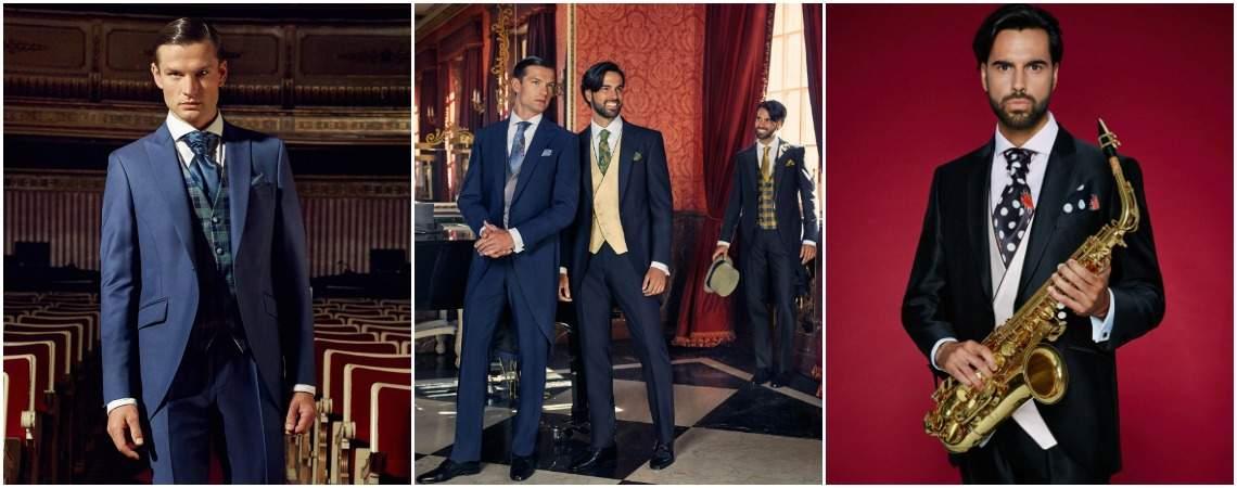 Protocolo: distinción y elegancia para el hombre actual