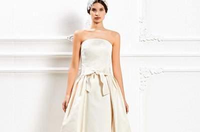 Свадебные платья Max Mara 2015: современная невеста выбирает нежность