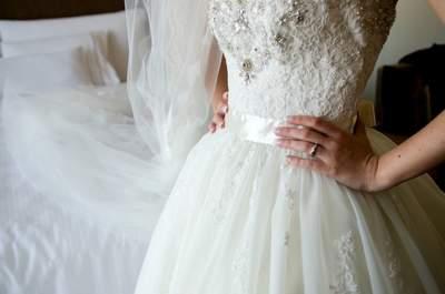 Vestidos de novia 2017: descubre las tendencias más importantes