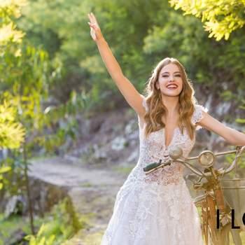 The Lost Paradise: um incrível editorial de inspiração para noivas actuais!