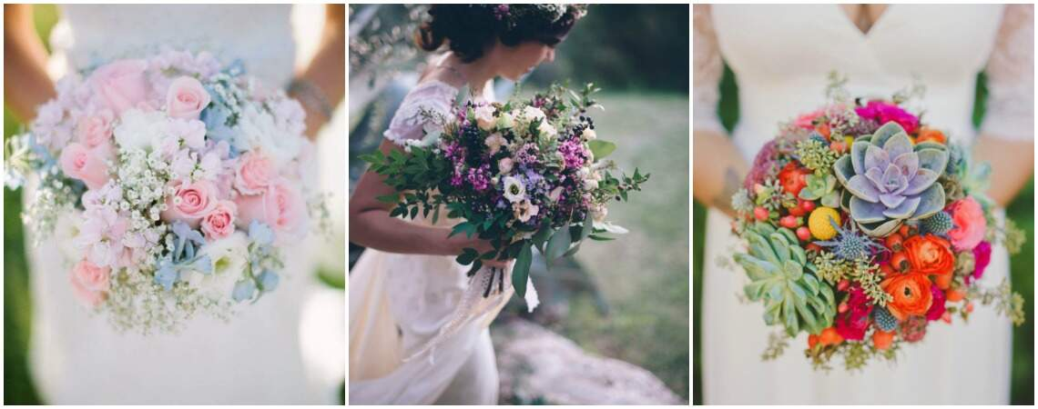 Top tips for beautiful Spring wedding bouquets!