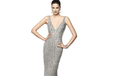 Los 33 vestidos de fiesta largos más lindos para lucir ultra elegante en una boda: Tus mejores aliados