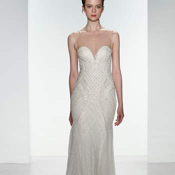 Kenneth Pool Bridal Collection Spring 2016