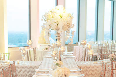 Table Decoration for your 2017 Wedding: Wonderful & Versatile Ideas