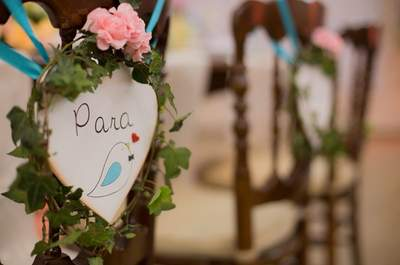 Decoração das cadeiras de casamento 2017: Seja criativo e original!