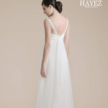 Abiti da sposa Couture Hayez 2016: romanticismo italiano