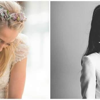 Brautfrisuren für offenes Haar 2016: Mit wenigen Handgriffen zur perfekten Haarpracht!