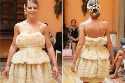 O requinte no desfile de vestidos de noiva Penhalta 2016