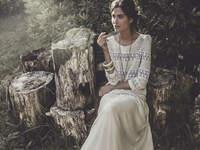 Vestidos de novia 2015 perfectos para las más delgadas: Lo mejor para tu figura