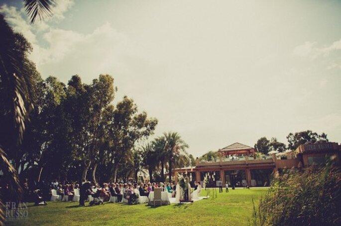 Organiza una boda ecológica. Foto:  Fran Russo