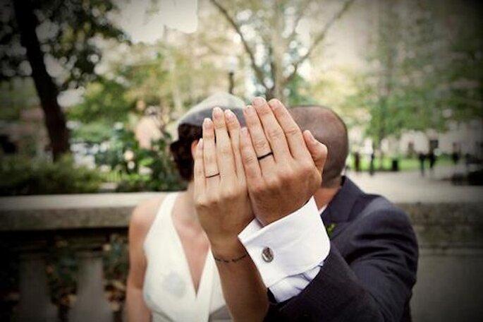 Foto via facebook/tatooed brides & weddings