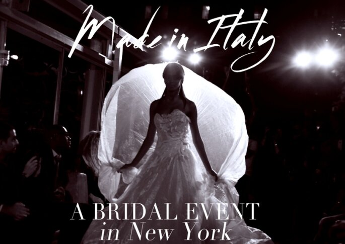Made in Italy alla New York Bridal Week