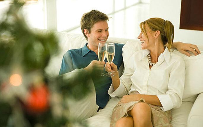 Comment annoncer votre mariage à vos proches ? - (C) The Telegraph