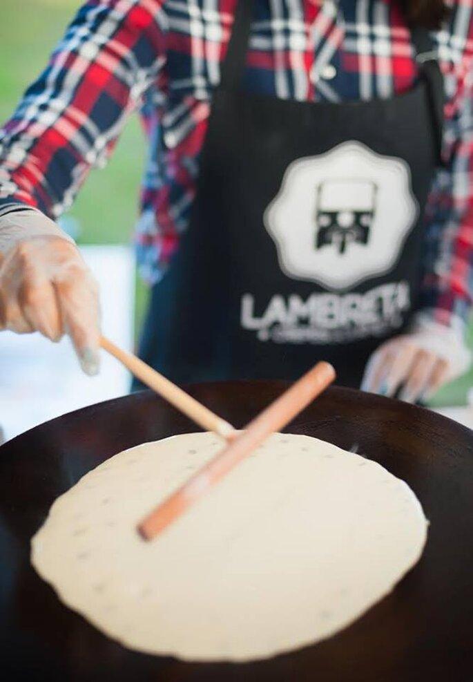 Lambreta - Crepes Gourmet