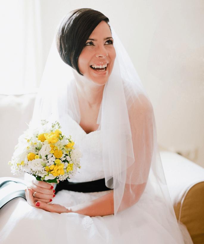 Tips para eliminar las ojeras y verte hermosa el día de tu boda - Foto Nadia Meli