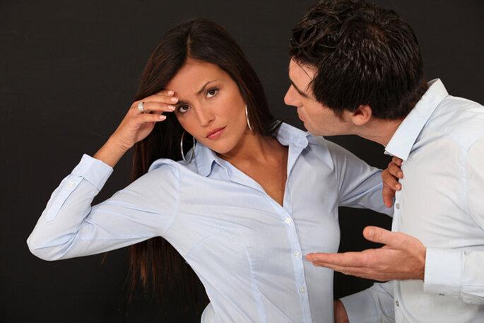 Parejas celosas. Entretelones del desamor a uno mismo. Foto: Auremar via Shutterstock (3)