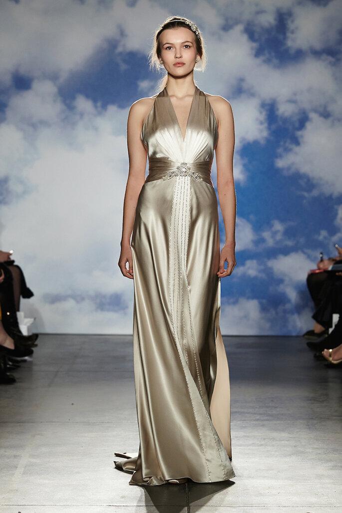 Las tendencias más grandiosas en vestidos de novia 2015 - Jenny Peckham Oficial