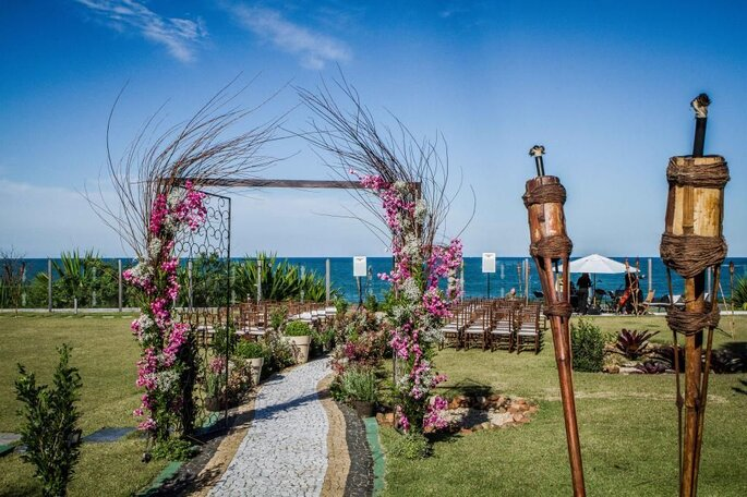 Foto divulgação Praia do Estaleiro Guest House