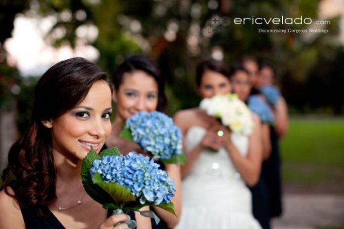 Aprovecha la variedad de flores en estos tonos