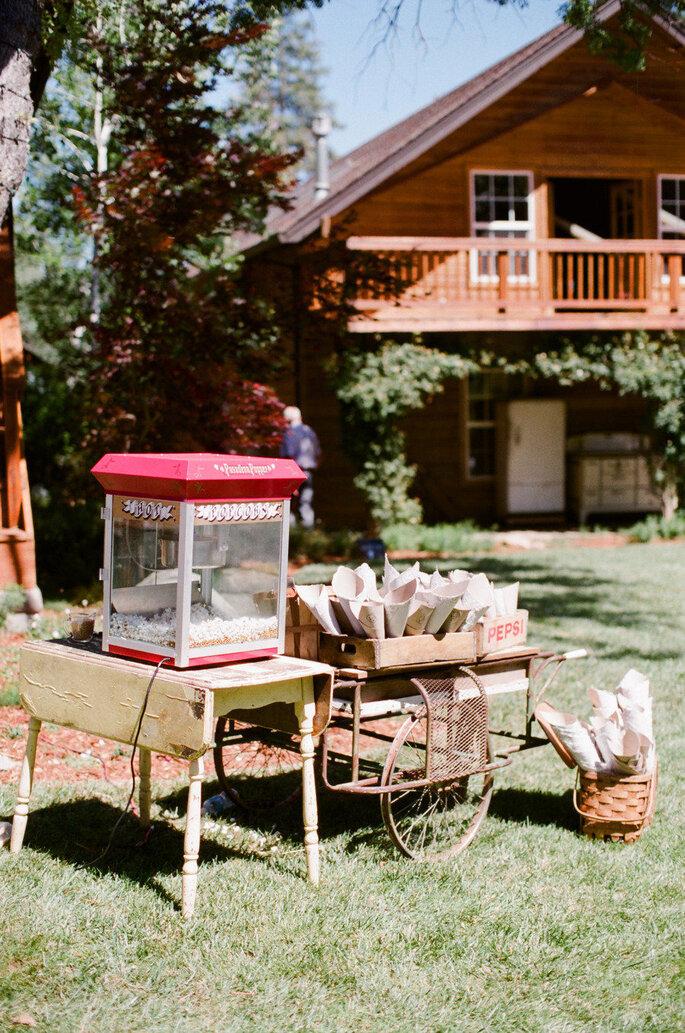 5 ideas innovadoras para decorar tu boda. Foto-Lane Dittoe Photography