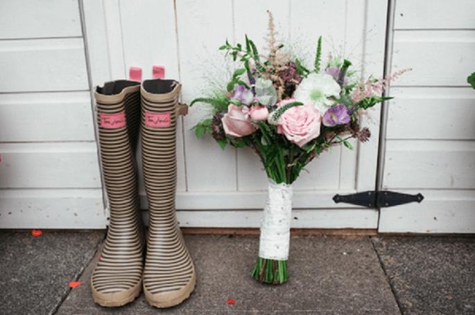 Elige flores lindas y económicas para tu ramo de novia o la decoración de tu boda