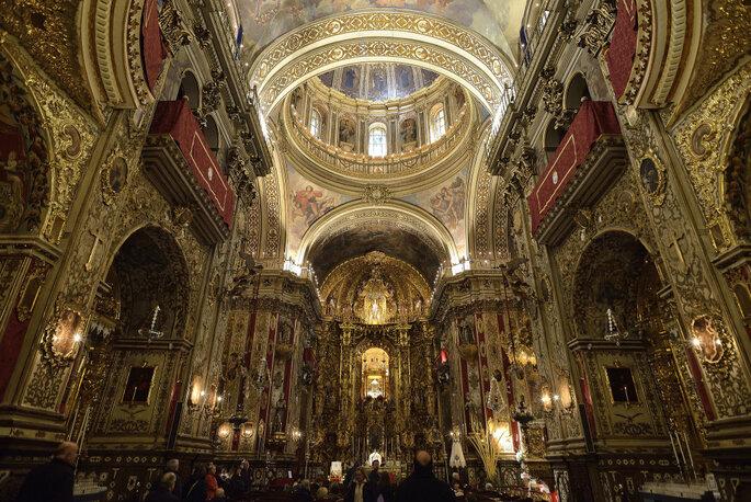 Basílica San Juan de Dios. Foto Carlos Jiménez Ruiz