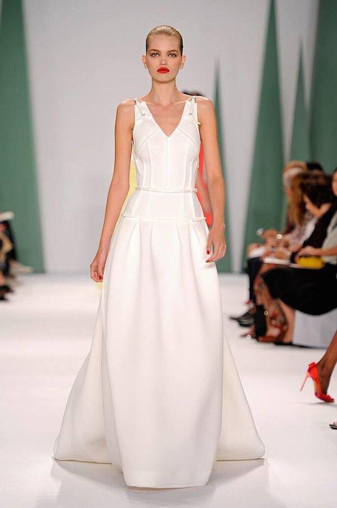 Vestidos que transformarán tu estilismo de novia - Foto Carolina Herrera