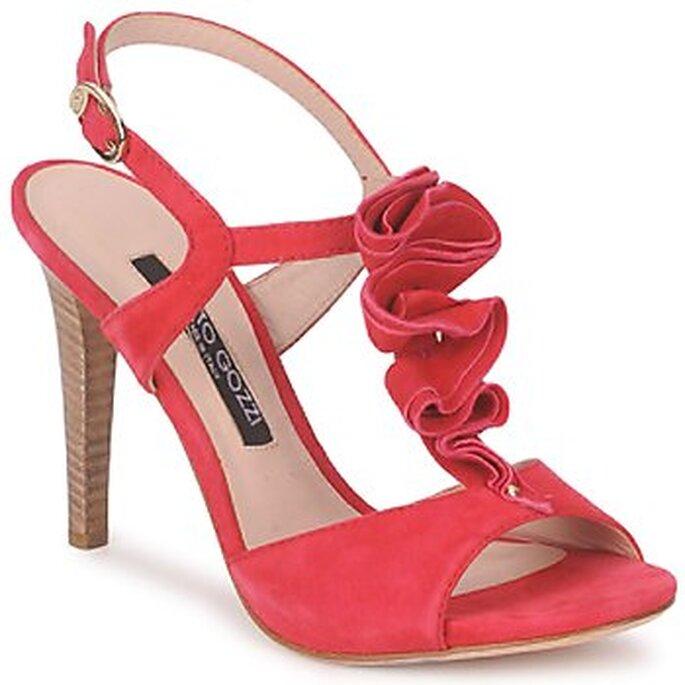 Des chaussures de mariée colorées pour donner du style à votre allure - Alberto Gozzi