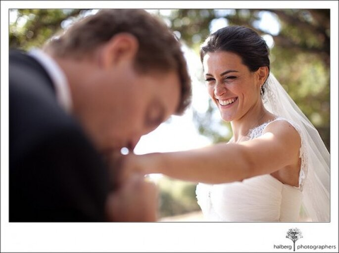 La maman de la mariée a souvent tendance à se mettre la pression..! - Photo : Tim Halberg