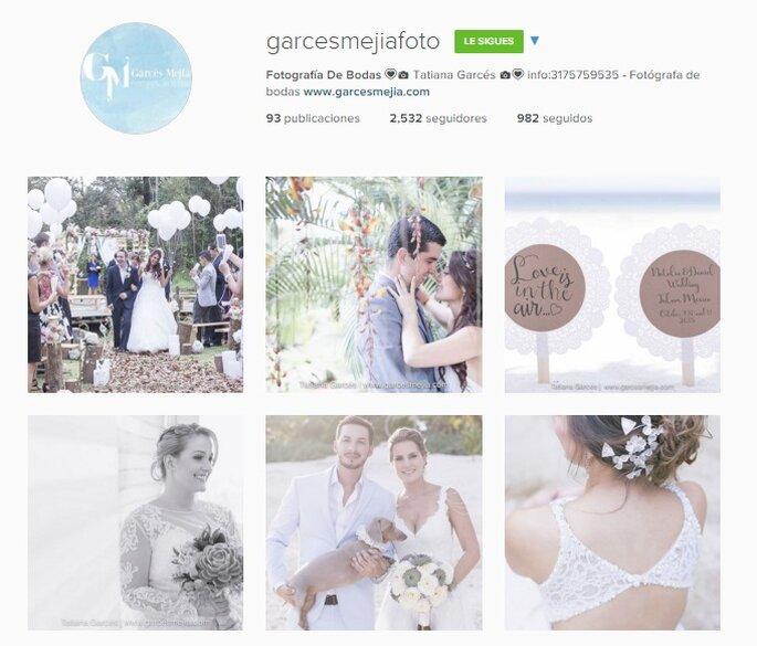 Imagen Vía Instagram Tatiana Garcés