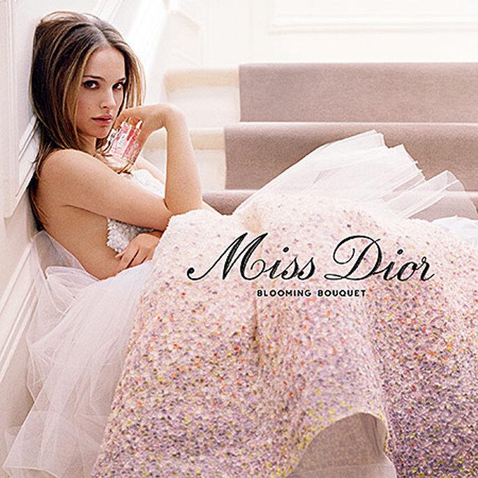 Los 12 perfumes más populares para el día de tu boda. Foto: Miss Dior Blooming Bouquet by Dior