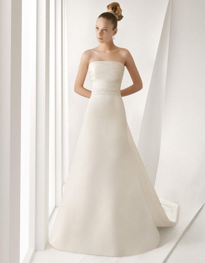 Robes de mariée minimalistes Rosa Clara 2012