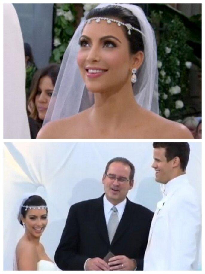 Boda de Kim Kardashian