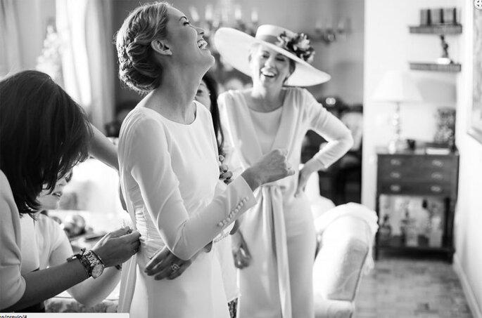 sonrisa novias