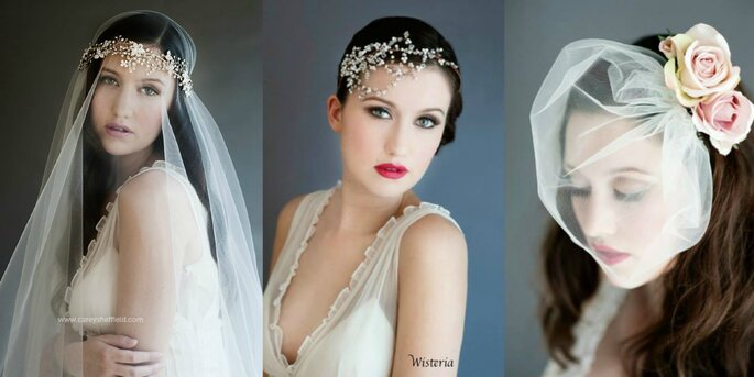 Lilly Bella Bridal Accessories & Yarwood-White