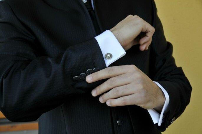L'uomo non è una semplice comparsa nel giorno del matrimonio...quindi attenzione al look! Foto New Image Officina d'Immagine